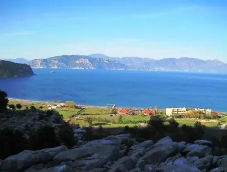 Kumlubük Koyunda Denize Yakın 10800M2 Turizm İmarlı Satılık Arsa